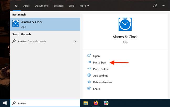how to change alarm sound on pc